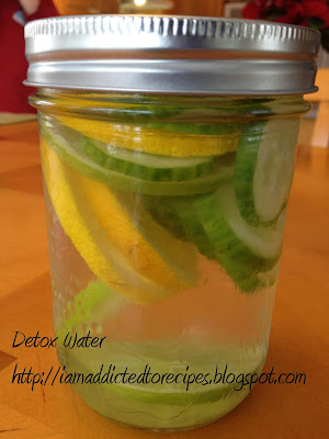 Detox Water | Addicted to Recipes