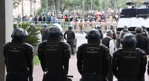 Paraguay: Solidaridad con los Trabajadores de Prensa del Paraguay por la represión sufrida
