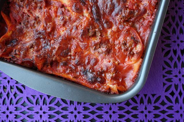 lasagne pikalasagne yhden kattilan lasagne