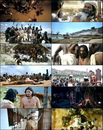 Aravaan - Cast and Crew