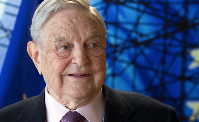 George Soros, the man who 'broke the Bank of England', backing secret plot to thwart Brexit