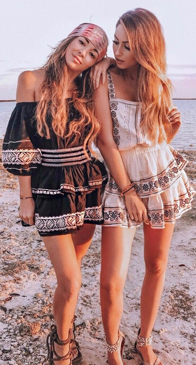 friendship goals | gypsy style