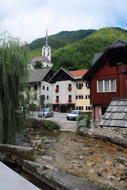 village de Kropa