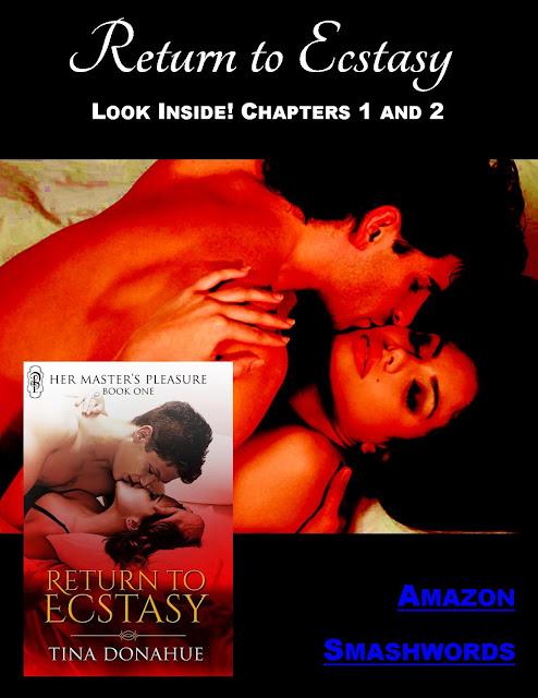 Love FREE chapters and sneak peeks? #TinaDonahueBooks #Romance #EroticRomance