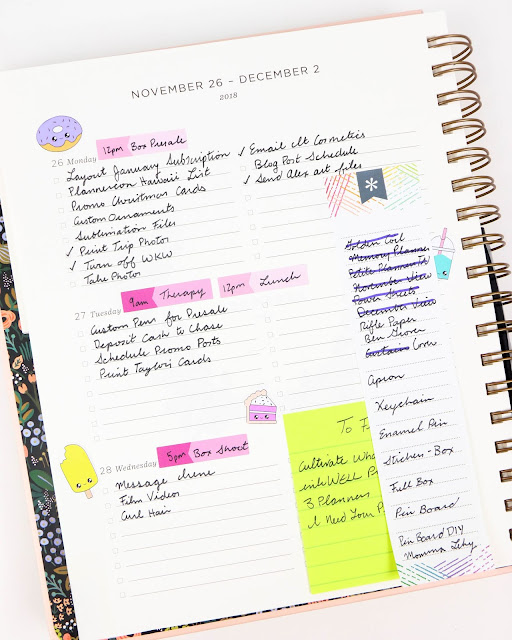 How I've Been Using My Rifle Paper Co. Planner