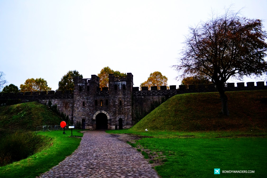 bowdywanders.com Singapore Travel Blog Philippines Photo :: Wales :: Medieval Yet Beautiful Photos of the Cardiff Caslte in Wales