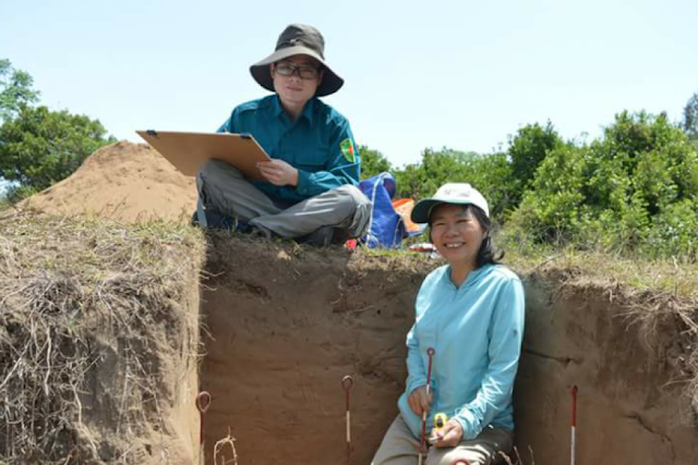 How a flat tyre uncovered evidence of a 3,000-year-old Neolithic society in Vietnam
