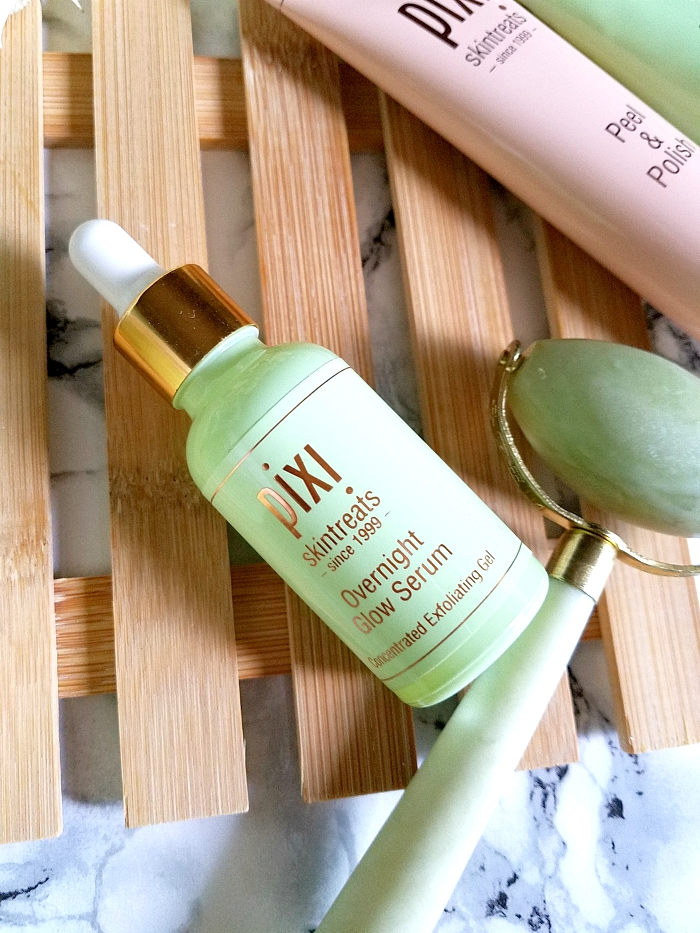 Review: pixi Skintreats - Glow Overnight Serum Concentrated Exfoliating Gel 1 - Madame Keke Luxury Beauty & Lifestyle Blog