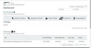 Cara Verifikasi Blog Pada Bing Webmaster