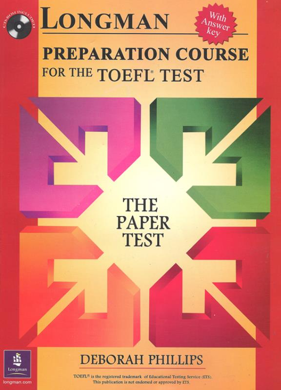 Longman Book For Toefl Pbt Itp Book87