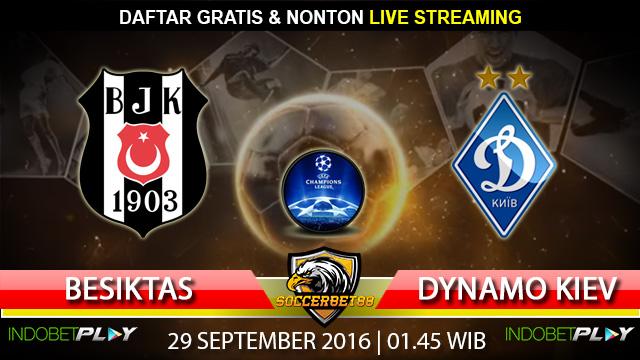 Prediksi Besiktas vs Dynamo Kiev 29 September 2016 (Liga Champions)