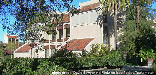 Flint Center De Anza College, Cupertino, California. Retouched. photo credit:David Sawyer photo credit by David Sawyer