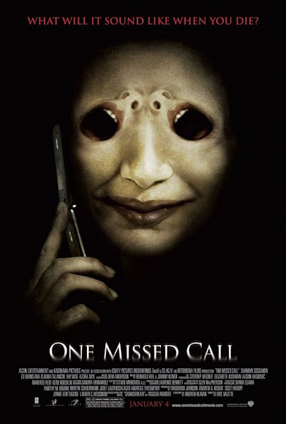 One Missed Call 2008 720p Hindi BRRip Dual Audio Full Movie Download extramovies.in One Missed Call 2008