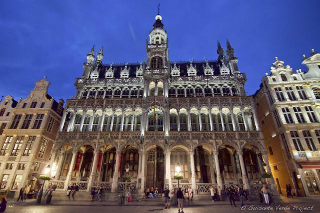 100Masters, Maison du Roi - Bruselas por El Guisante Verde Project