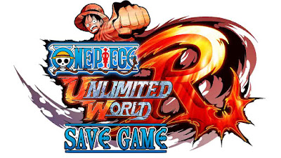 one piece uwr save game