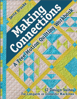 Making Connections - A Free Motion Quilting Workbook