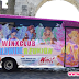 Winx Club Worldwide Reunion promotional bus!