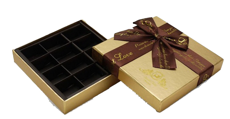 Custom Packaging Boxes A Personalised Chocolate Box With A More