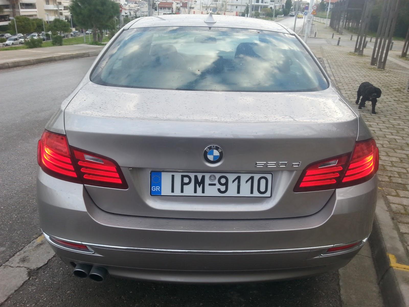 back Πόσο εύκολα παντιάζει η νέα BMW Σειρά 5;