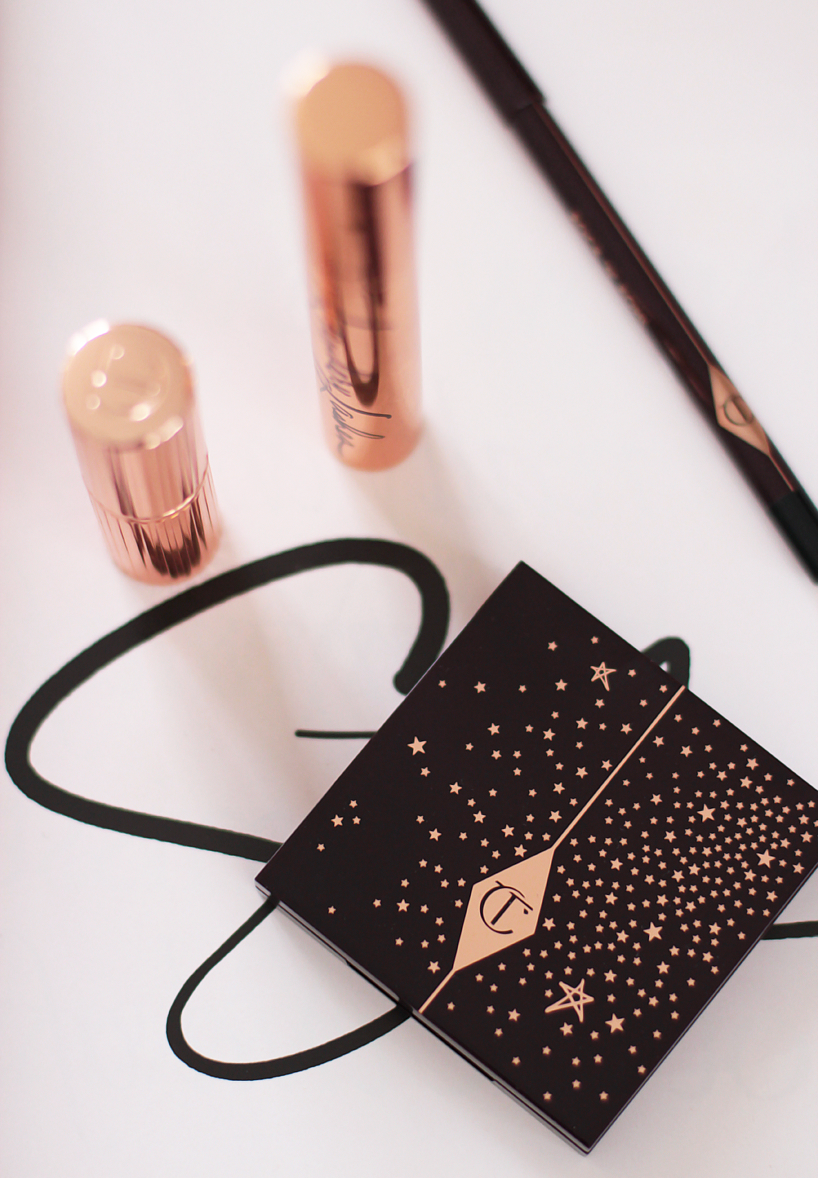 Charlotte Tilbury The Dreamy Look Collection clutch