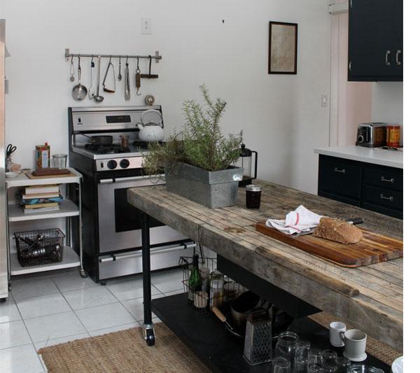 como tener una cocina profesional en casa tendencias