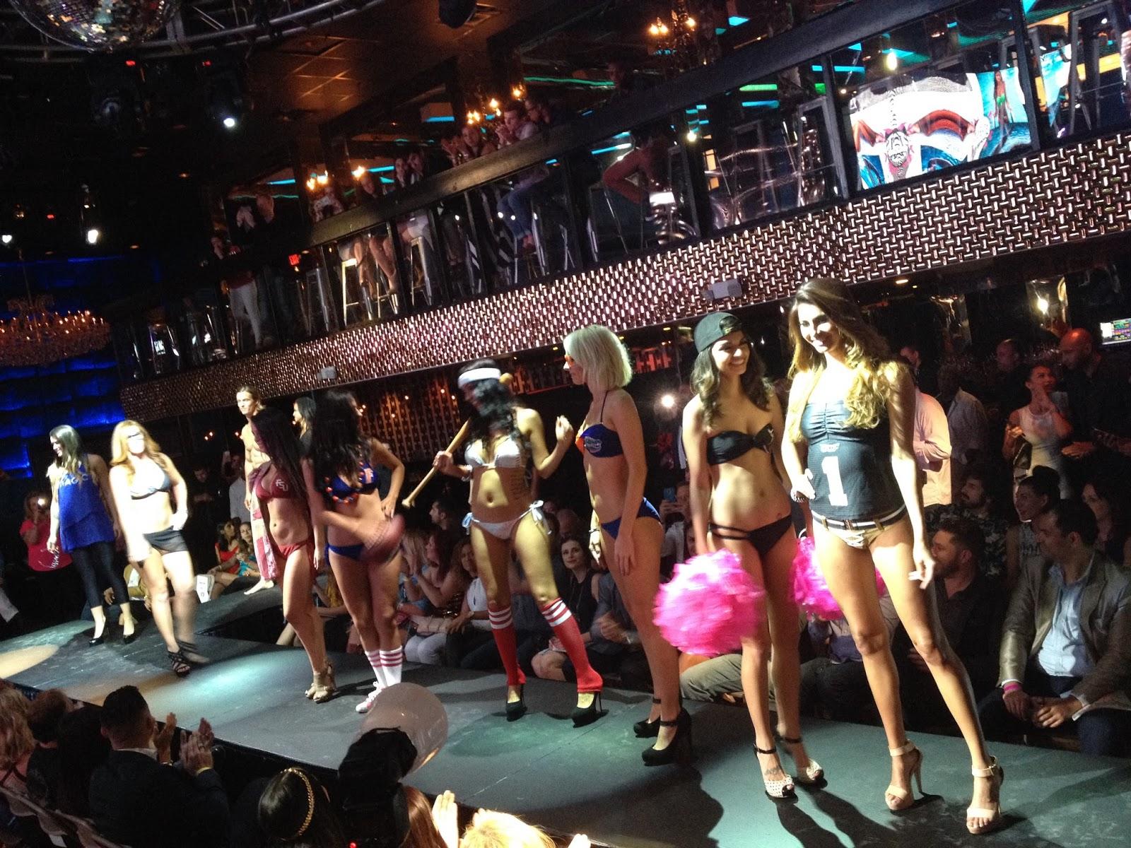 Miss Fanatic at Swimwear Show Orlando