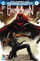 DC Renascimento: Batwoman #2