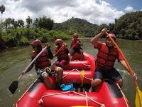Pakej Rafting Sumatra Barat