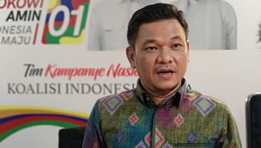 TKN Tak Heran Habib Rizieq Minta Situng Disetop: Soalnya Prabowo-Sandi Kalah
