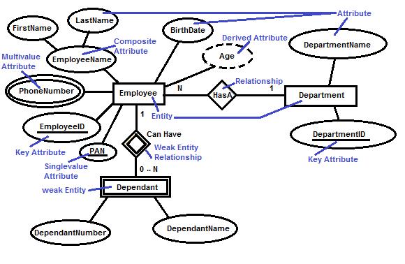 SQL Tutorials: Entity Relationship Model
