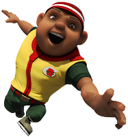 gopal - boboiboy the movie
