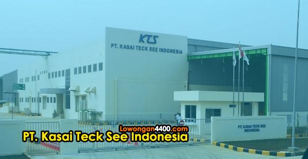Lowongan Kerja PT. Kasai Teck See Indonesia KIIC Karawang