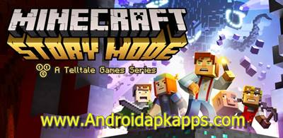 Download Minecraft Story Mode MOD Apk v1.14 Full OBB Data