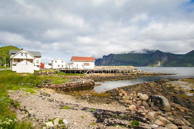 Mefjordvaer-Isole Lofoten
