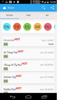How-to-change-fonts-on-infinix-hot-note-and-most-android-phones