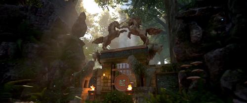 XING: The Land Beyond Gameplay