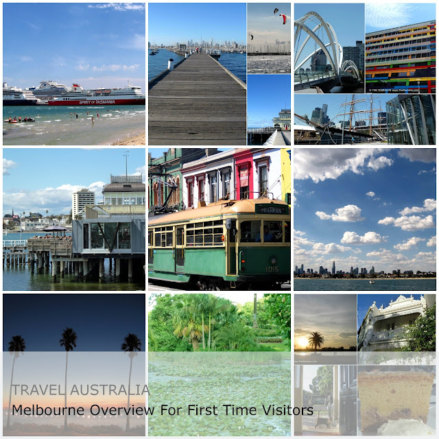 Travel Australia. Melbourne Overview For First Time Visitors