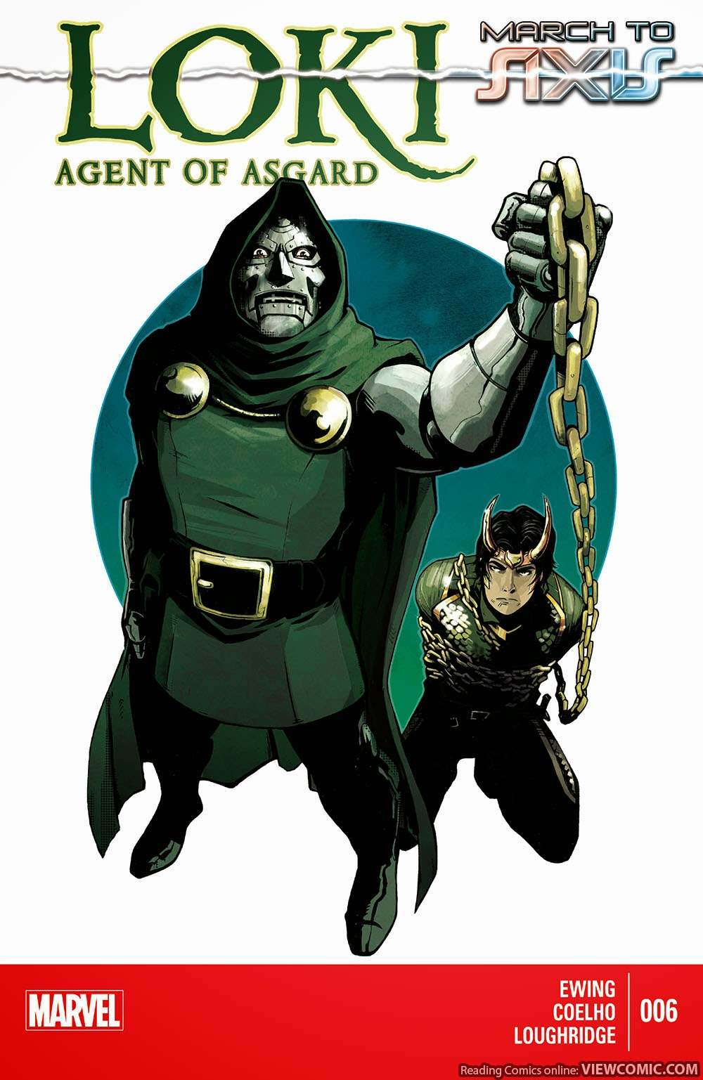 Loki: Agent of Asgard | Viewcomic reading comics online for