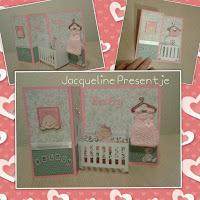 Baby meisjeskamer kaart