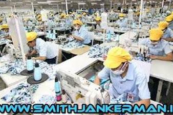 Lowongan Perusahaan Garment di Pekanbaru Maret 2018