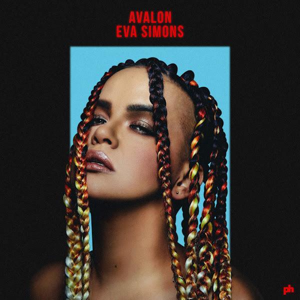 Eva Simons - Avalon - Single Cover