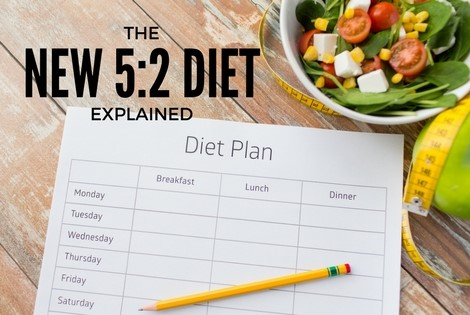 New 5:2 Diet Explained
