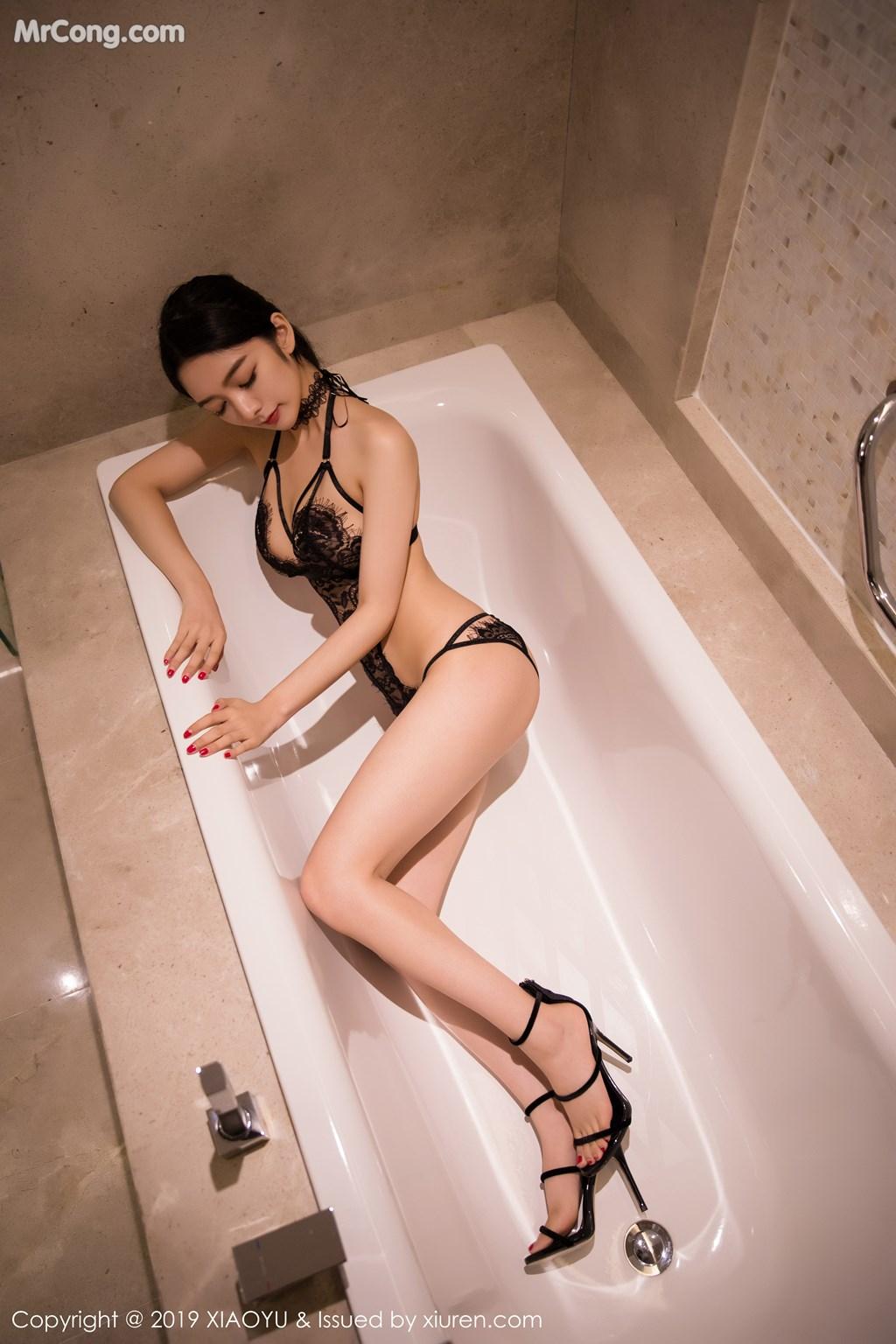 Image XiaoYu-Vol.041-Xiao-Reba-Angela-MrCong.com-019 in post XiaoYu Vol.041: Xiao Reba (Angela喜欢猫) (43 ảnh)