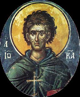 Ο ΑΓΙΟΣ ΝΕΟΣ ΙΕΡΟΜΑΡΤΥΣ ΦΙΛΟΥΜΕΝΟΣ Ο ΚΥΠΡΙΟΣ (29 ΝΟΕΜΒΡΙΟΥ)