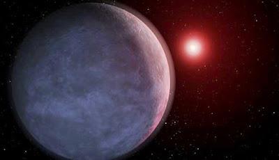 Planet Raksasa Misterius Ditemukan di Pusat Galaksi