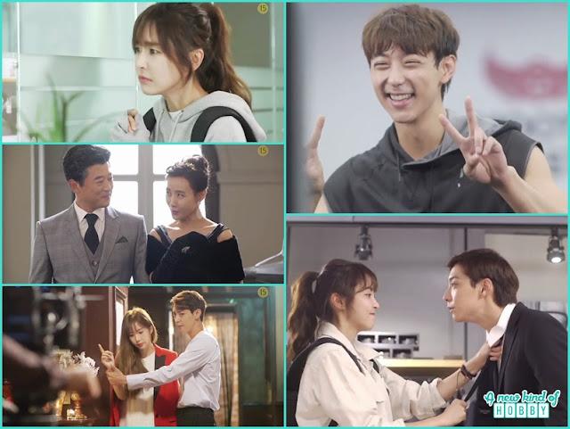 Jung Yoo-Mi  & Hyun Woo to Pair in Bravo My Life Korean Drama 2017