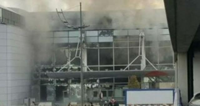 10 Fakta Ledakan Bom di Brussels