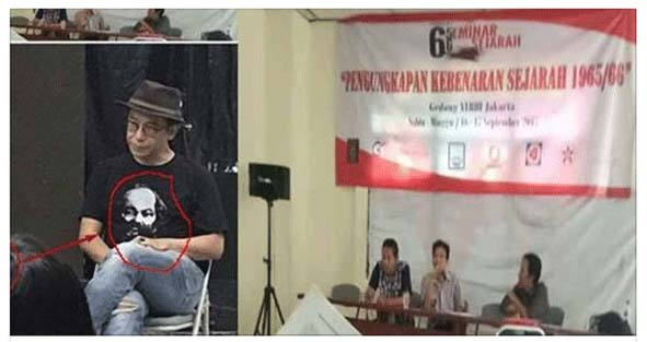 Gelar Seminar PKI Sama Saja Ungkit Luka Lama, Bikin Kegaduan Bangsa
