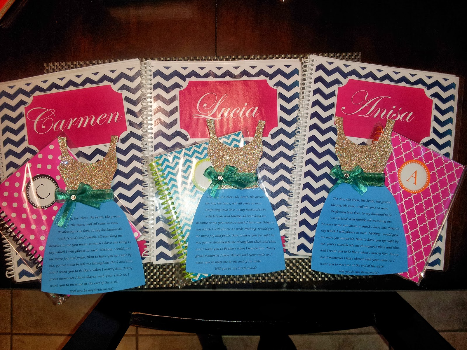 Gift Ideas For Wedding Planner: Sleepless In DIY Bride Country : How To Make Your