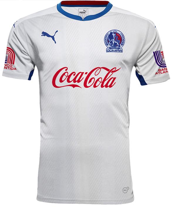 58e02ae97e Puma divulga novas camisas do Club Olimpia - Show de Camisas